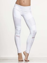 Carbon 38 Alo Yoga Moto Legging
