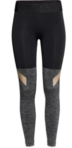H&M Seamless Sports Tights