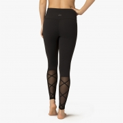 Beyond Yoga XOXO Mesh Long Leggings