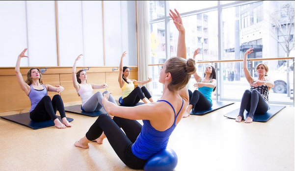 Online Barre Workouts