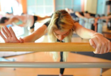 Barre Exercise Workout